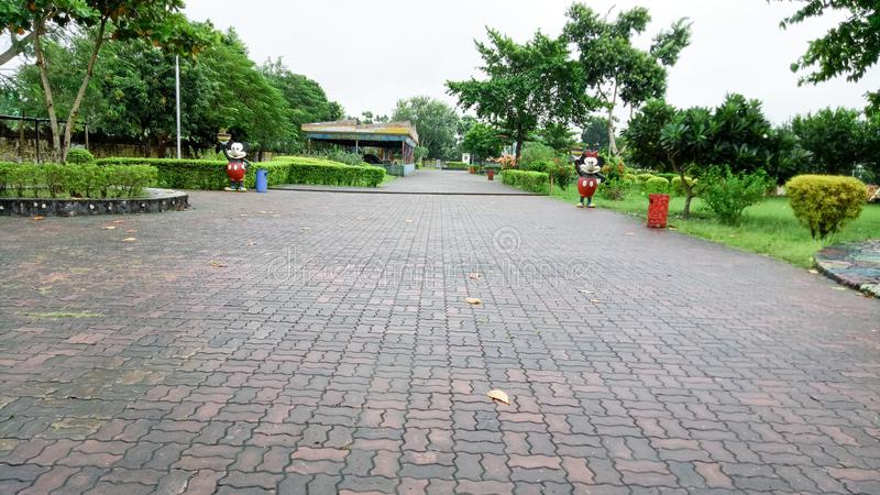 Zia Shishu Parkà ¥¤ Rajshahi। royalty-vrije stock foto's