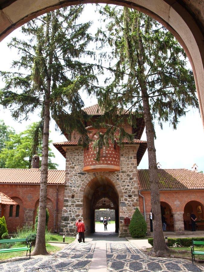Free Zica Monastery, Serbia Stock Photography - 23282572