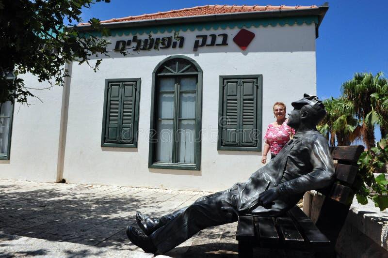 Zichron Yaakov - Israel arkivfoton