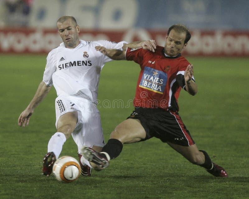 Zidane image stock