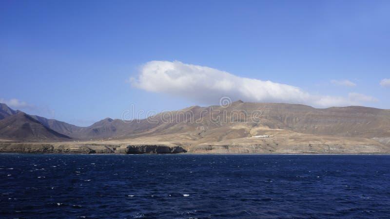 Zie in Grote Canaria royalty-vrije stock fotografie
