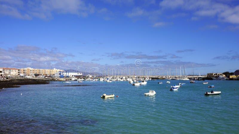 Zie in Grote Canaria royalty-vrije stock foto