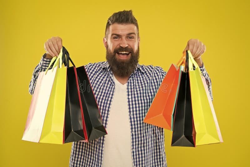 Zie uw aankoopgeschiedenis Geniet het winkelen van voordelige overeenkomsten zwarte vrijdag Het winkelen met korting geniet van a stock afbeelding