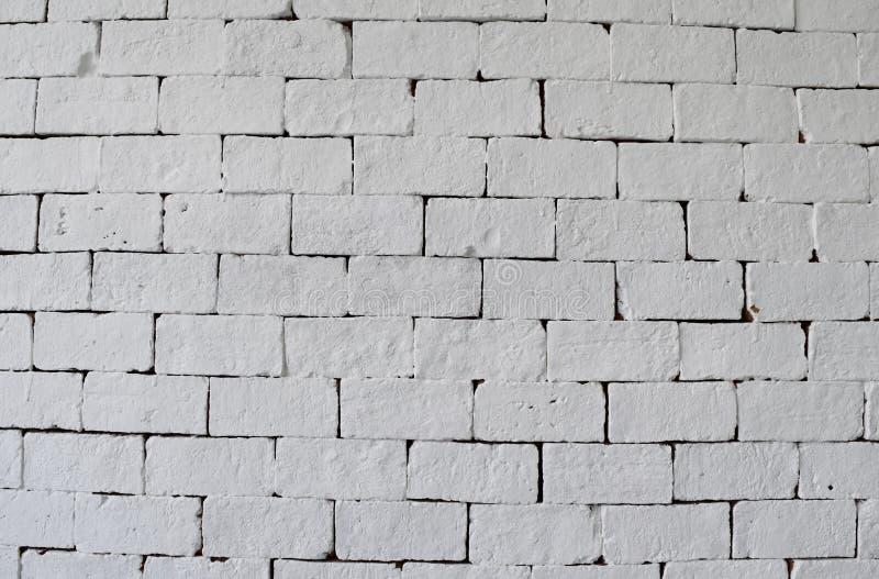 Ziegelstein für Bauarbeit stockbilder
