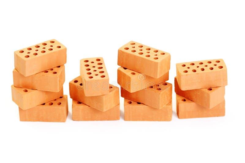 Ziegelsteine stockfoto