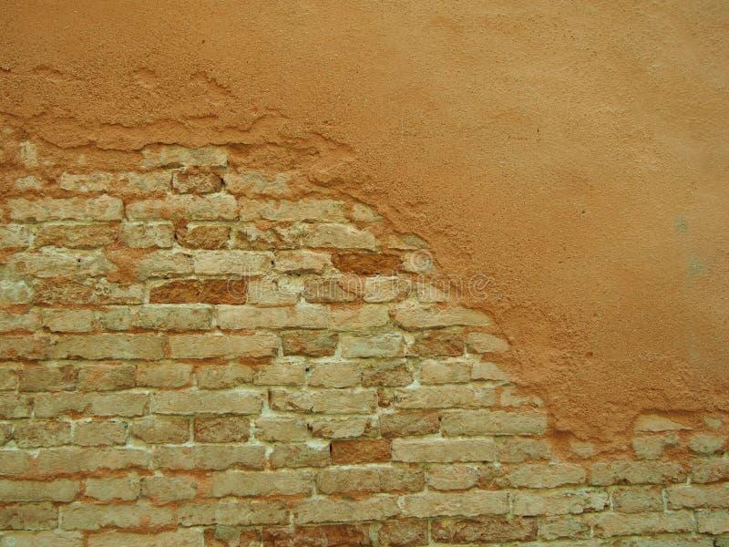 Ziegelsteine und Zement lizenzfreie stockbilder