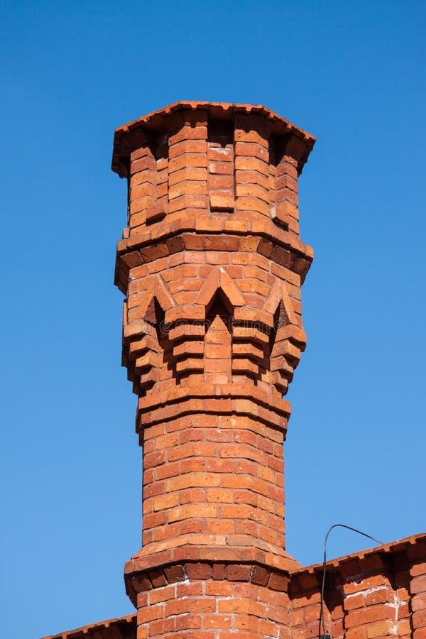 Ziegelsteinturm lizenzfreies stockbild