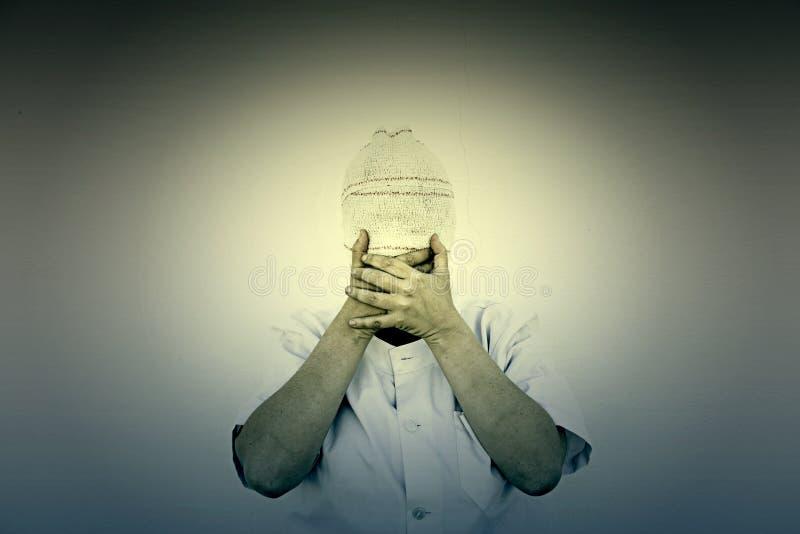 Zieken van psychiatrie stock afbeeldingen