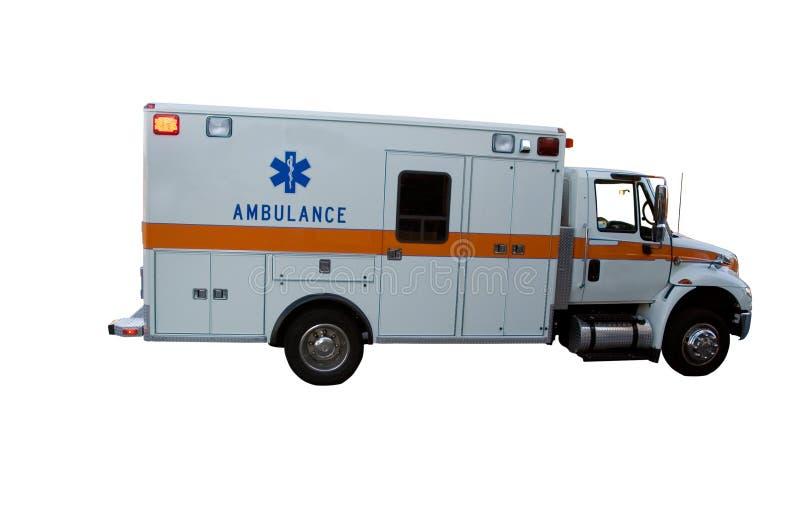Ziekenwagen stock afbeelding