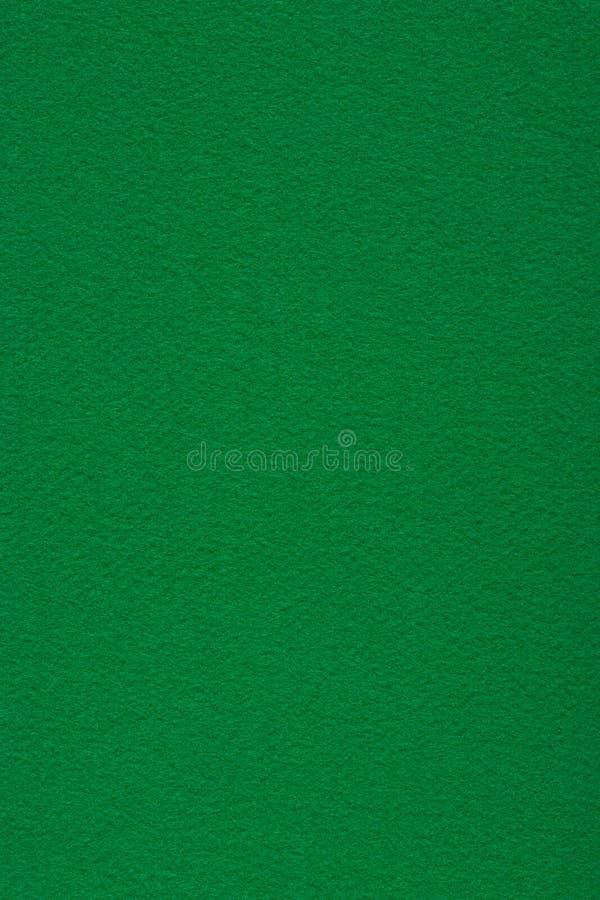 Zieleń Czująca Bilardowy stół zdjęcia stock