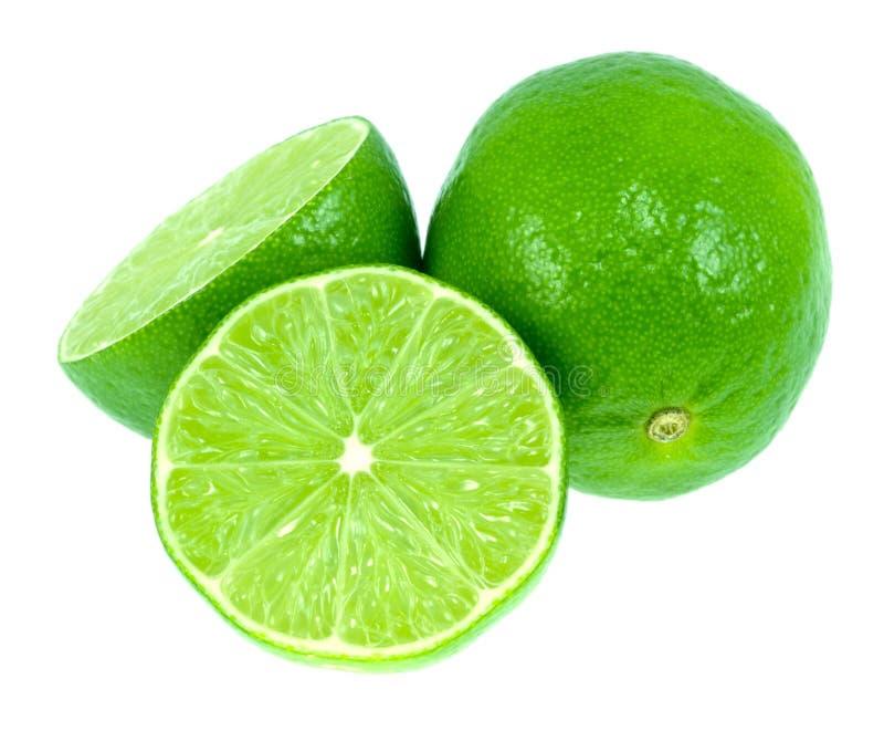 zieleni wapno obrazy stock