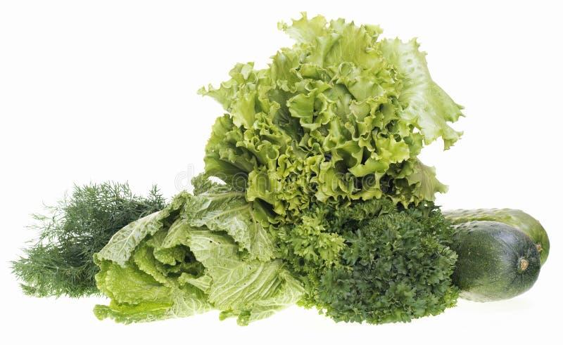 zielenieje warzywa obrazy royalty free