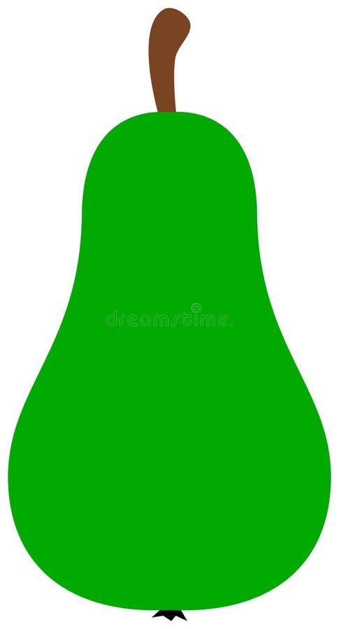 Zielona bonkrety ikona ilustracja wektor