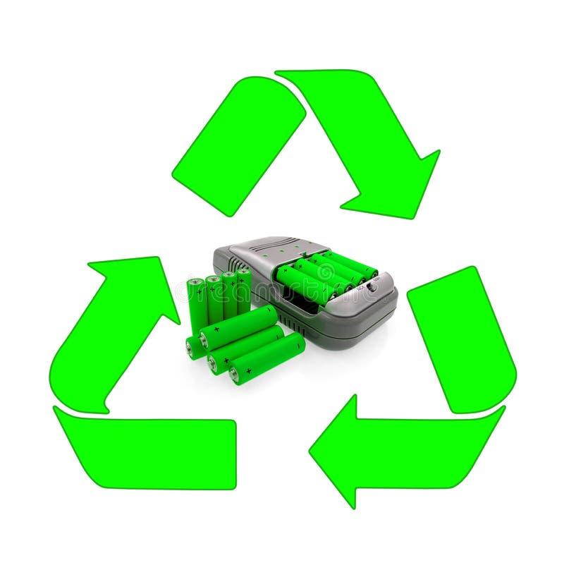 Zielona energia jest pobliskim przyszłością zdjęcia stock