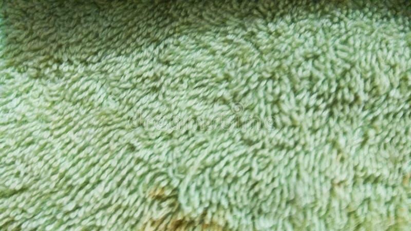 Zielona furr tekstura zdjęcia stock