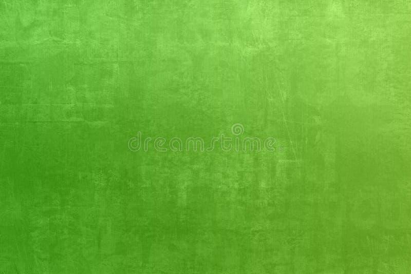 Zielona grunge plamy tekstura z gradientowym koloru rocznikiem ilustracji