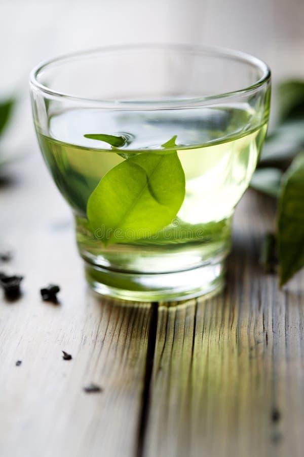 Download Zielona herbata zdjęcie stock. Obraz złożonej z fotografia - 17122050