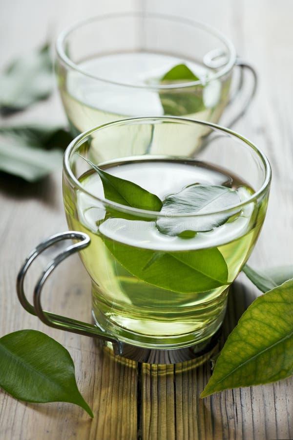 Download Zielona herbata zdjęcie stock. Obraz złożonej z ziołowy - 17122888