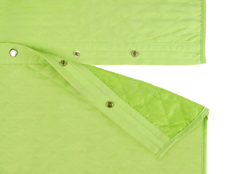zielona koszula fotografia stock