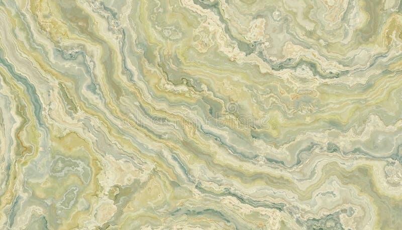 Zielona onyks płytki tekstura zdjęcie stock