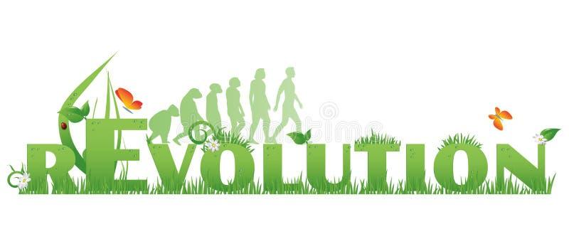Zielona rewolucja ilustracji