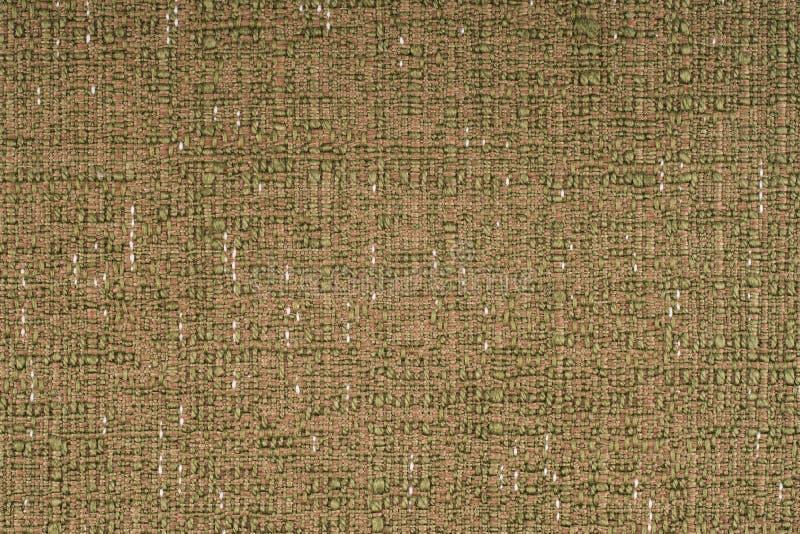zielona tkaniny konsystencja zdjęcie stock