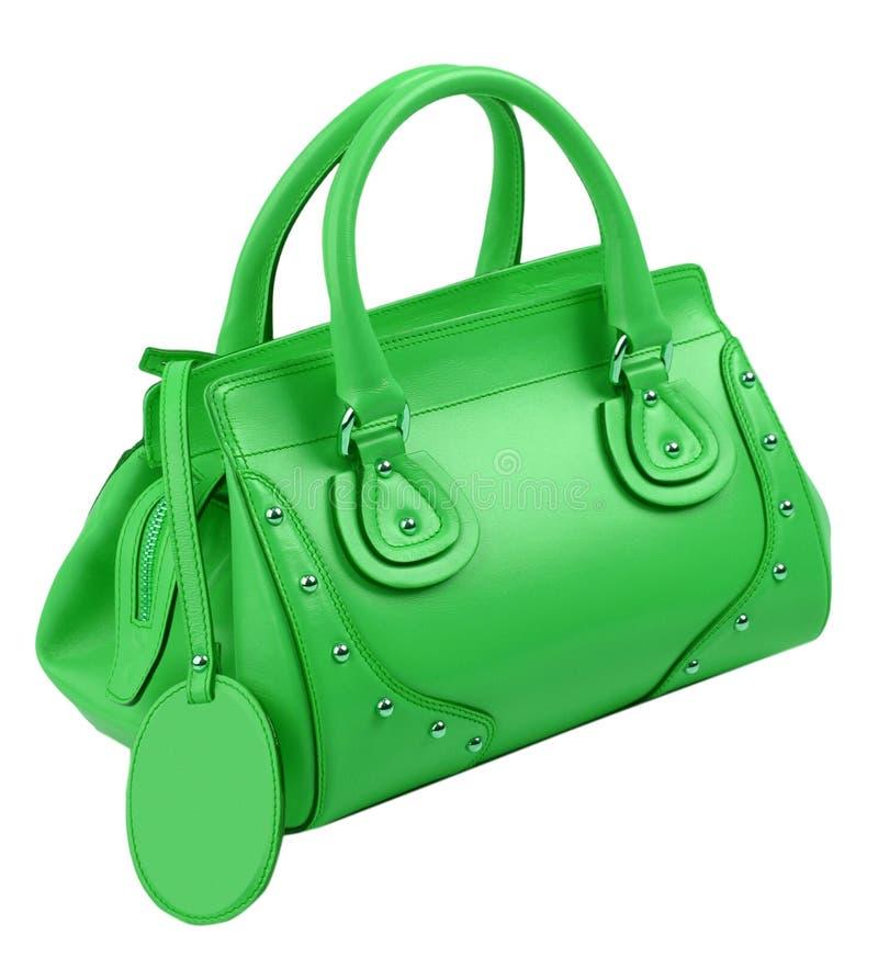 Download Zielona torba zdjęcie stock. Obraz złożonej z target30 - 28971432