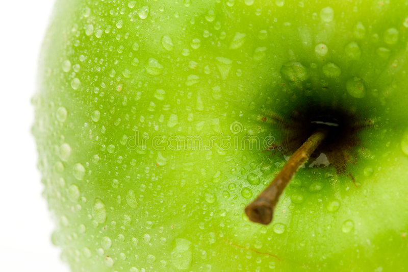- zielone jabłka zdjęcie royalty free
