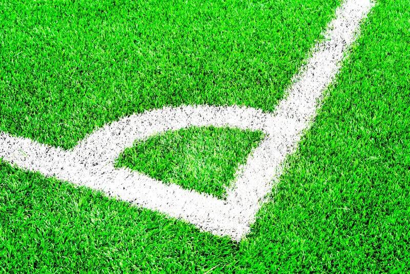 zielone pola trawy tła futbolowa konsystencja obrazy royalty free