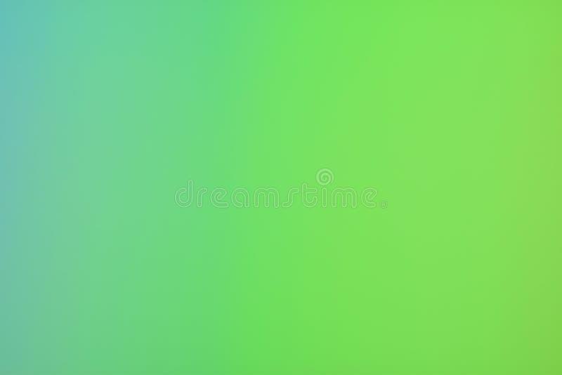 Zielonej gradacji Podstawowy kolor obrazy royalty free