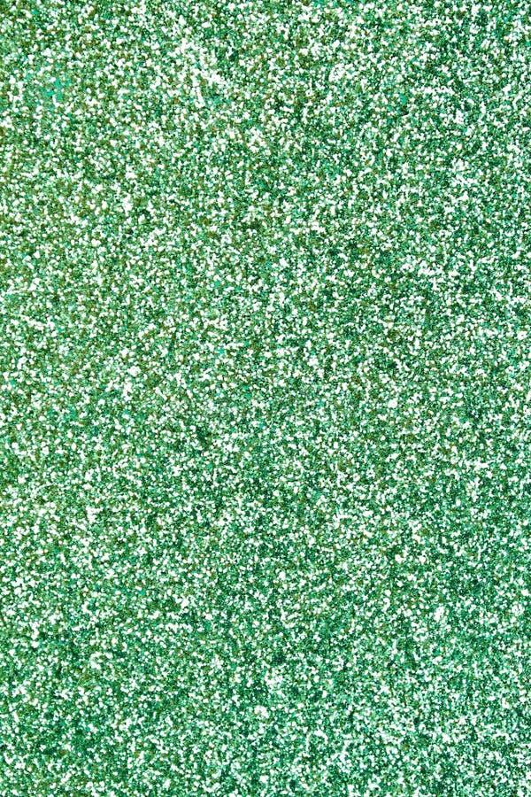 Zielony błyskotliwości tło zdjęcie royalty free