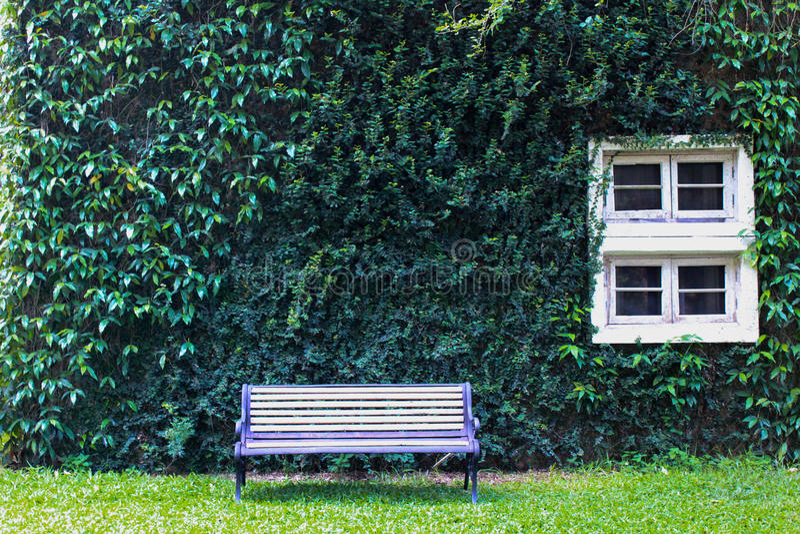 Zielony Buiding fotografia stock