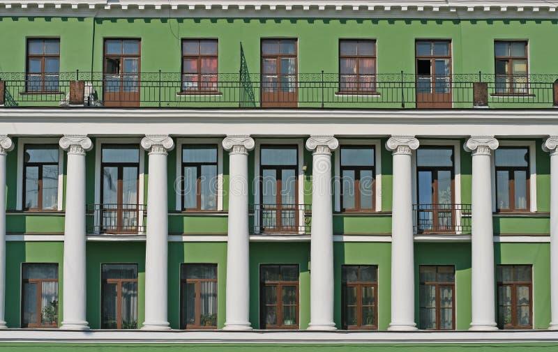 zielony dom obrazy royalty free