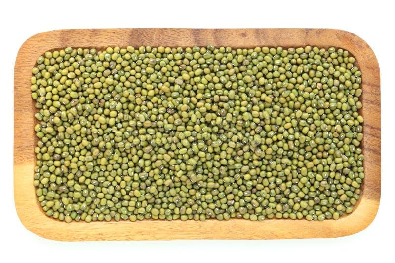 Zielony gram fotografia stock