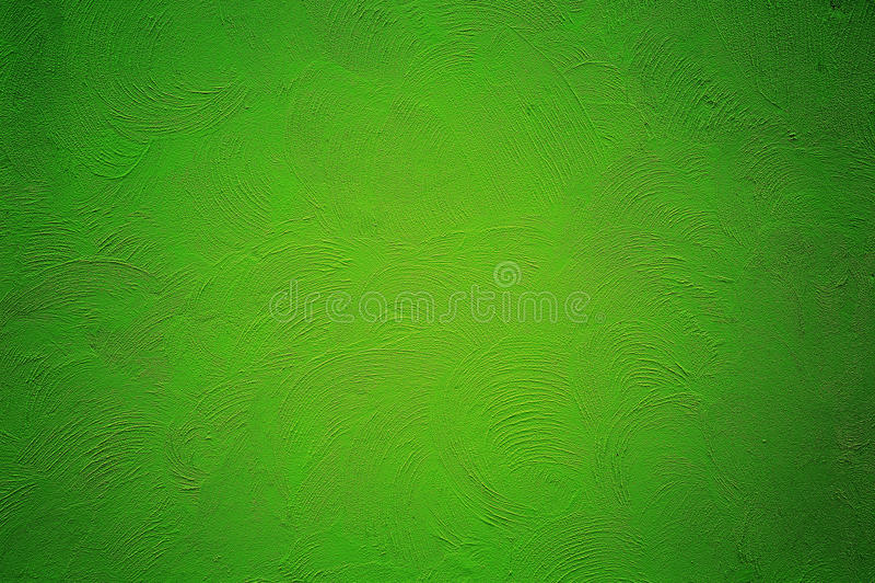 Zielony grunge farby tło zdjęcia stock