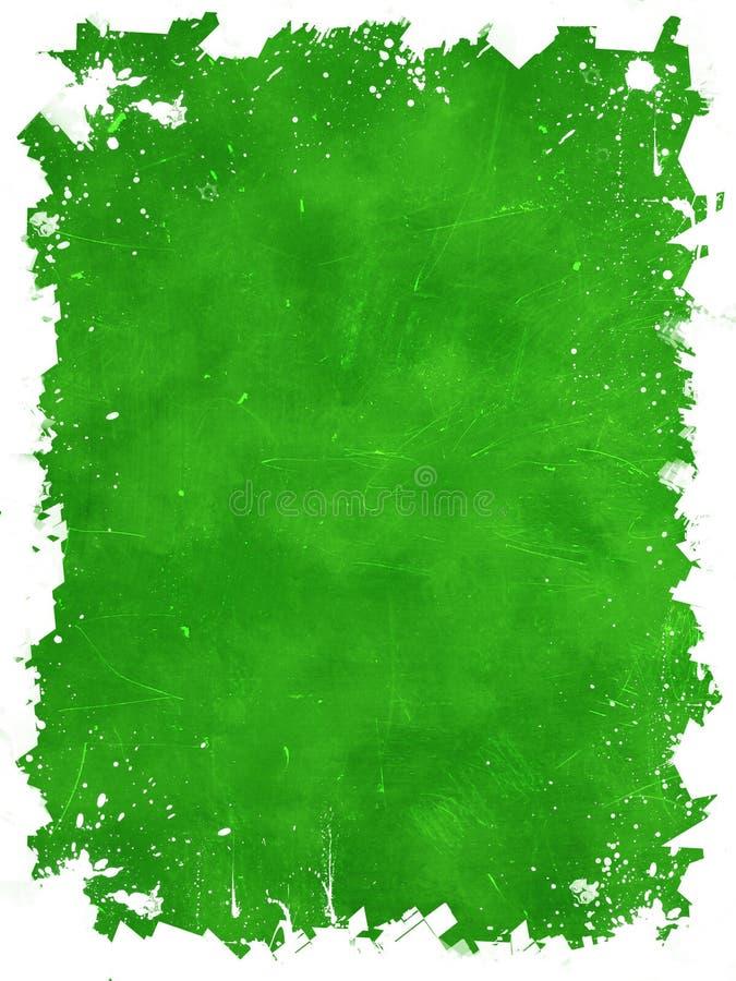 zielony grunge spoted konsystencja ilustracji