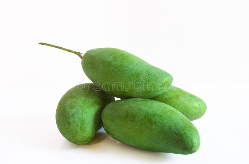 zielony mango obraz royalty free
