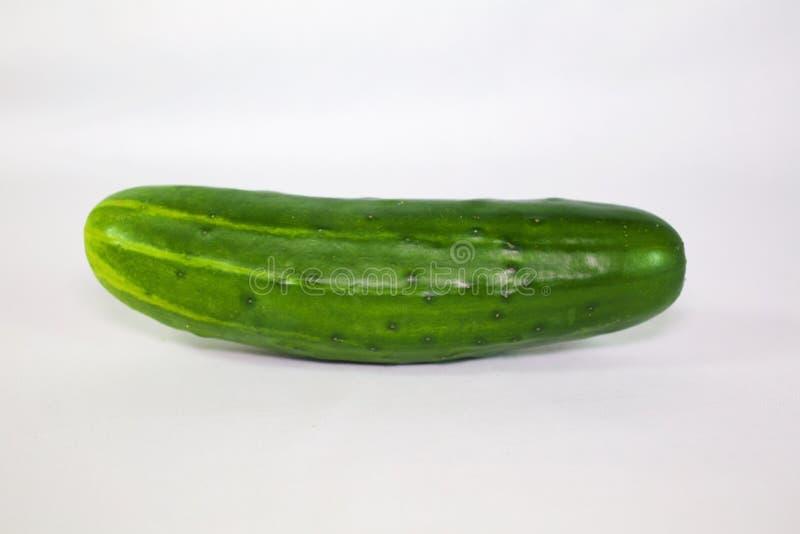 Zielony ogórek zdjęcie royalty free