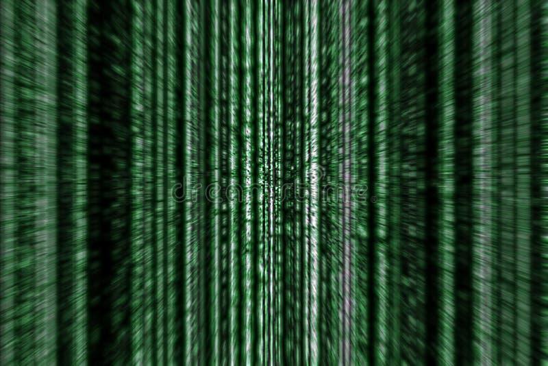 Zielony plamy linii tło zdjęcie stock