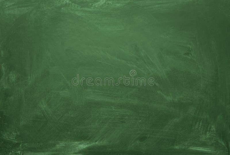 Zielony pustego miejsca chalkboard fotografia royalty free