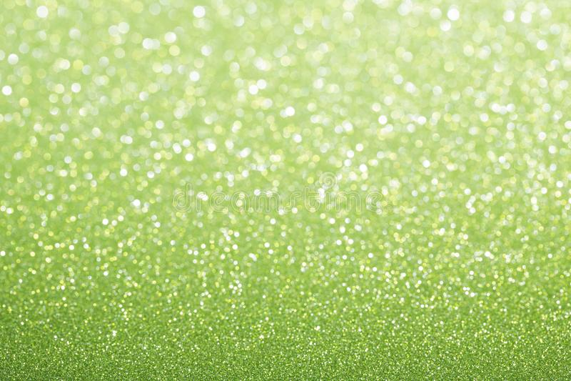 Zielony szmaragdowy błyskotliwości tło zdjęcie stock