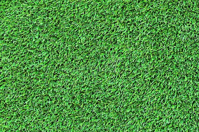 Zielony sztuczny Astroturf dla wzoru i tła zdjęcia royalty free