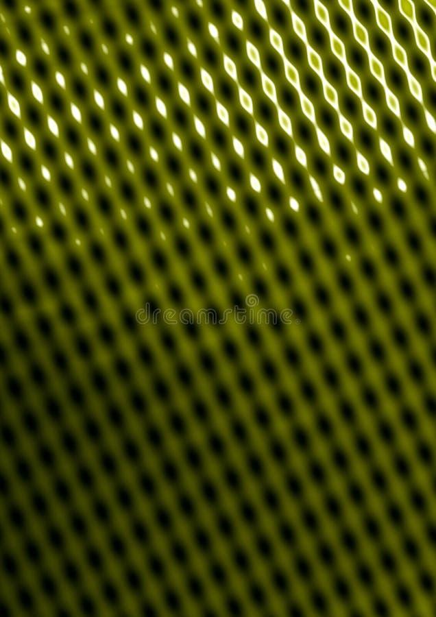 zielony tła techno royalty ilustracja