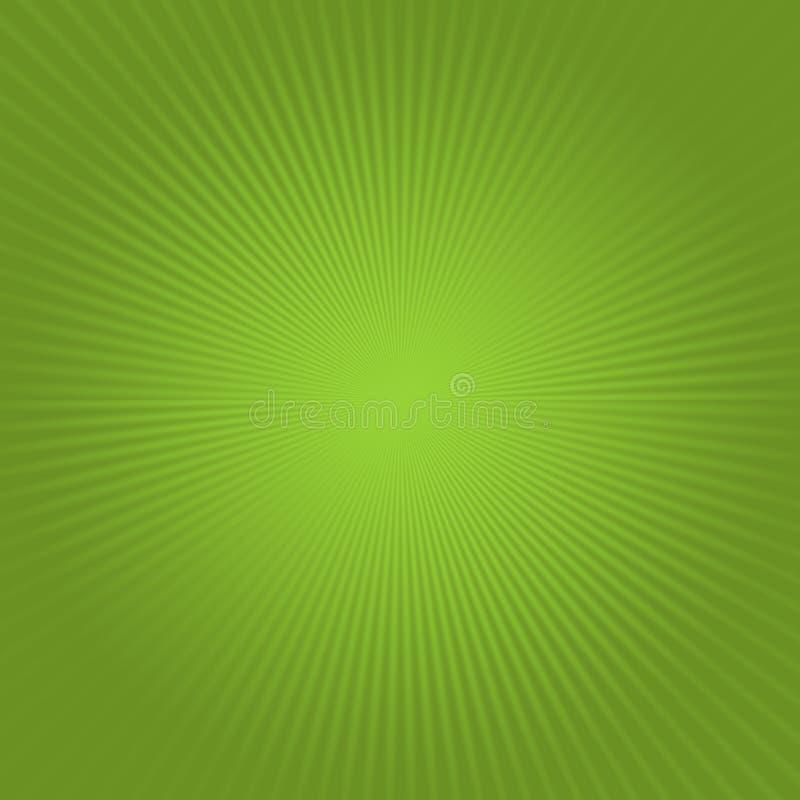Zielony tło abstrakt