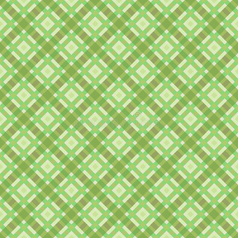 Zielony Wzór Obrazy Royalty Free