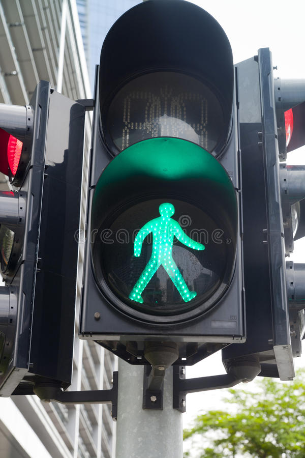 Download Zielonych świateł Czerwony Ruch Drogowy Kolor żółty Zdjęcie Stock - Obraz złożonej z sygnał, piechur: 53793218