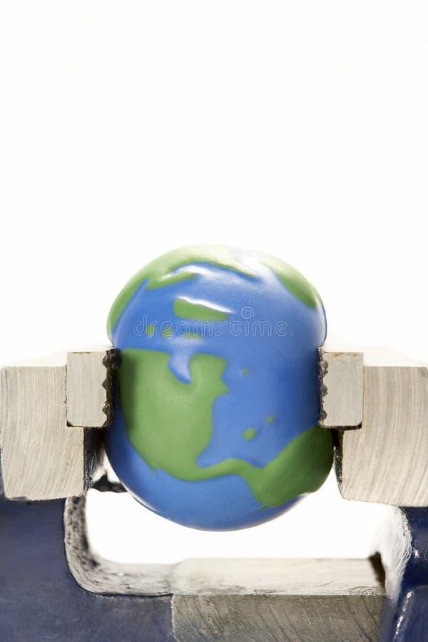 ziemia gniosąca rozpusta obrazy stock