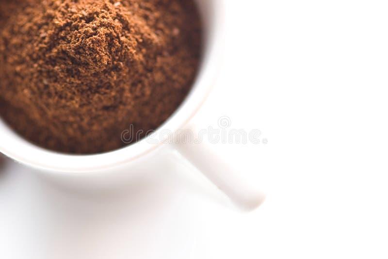 ziemia kawy obraz stock