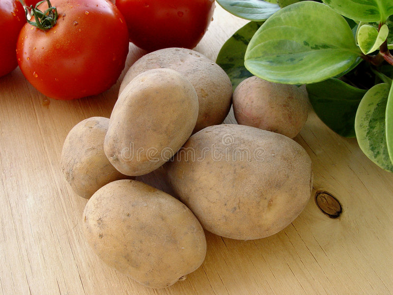 ziemniak fotografia stock