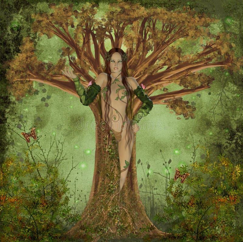 ziemska matka ilustracji